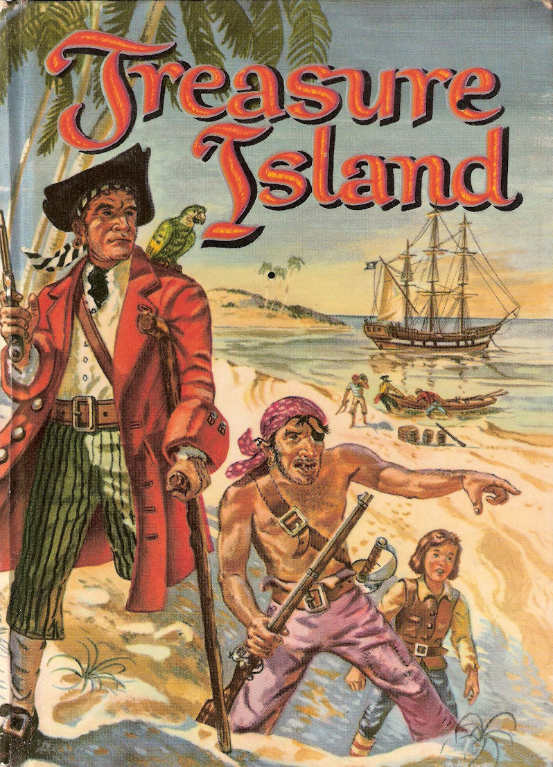 treasure island conflict of story What is the main conflict in treasure island by robert louis stevenson although robert louis stevenson's treasure island was first introduced in magazine.